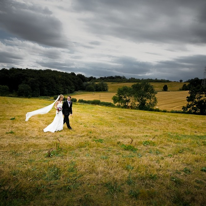 Wedding in England