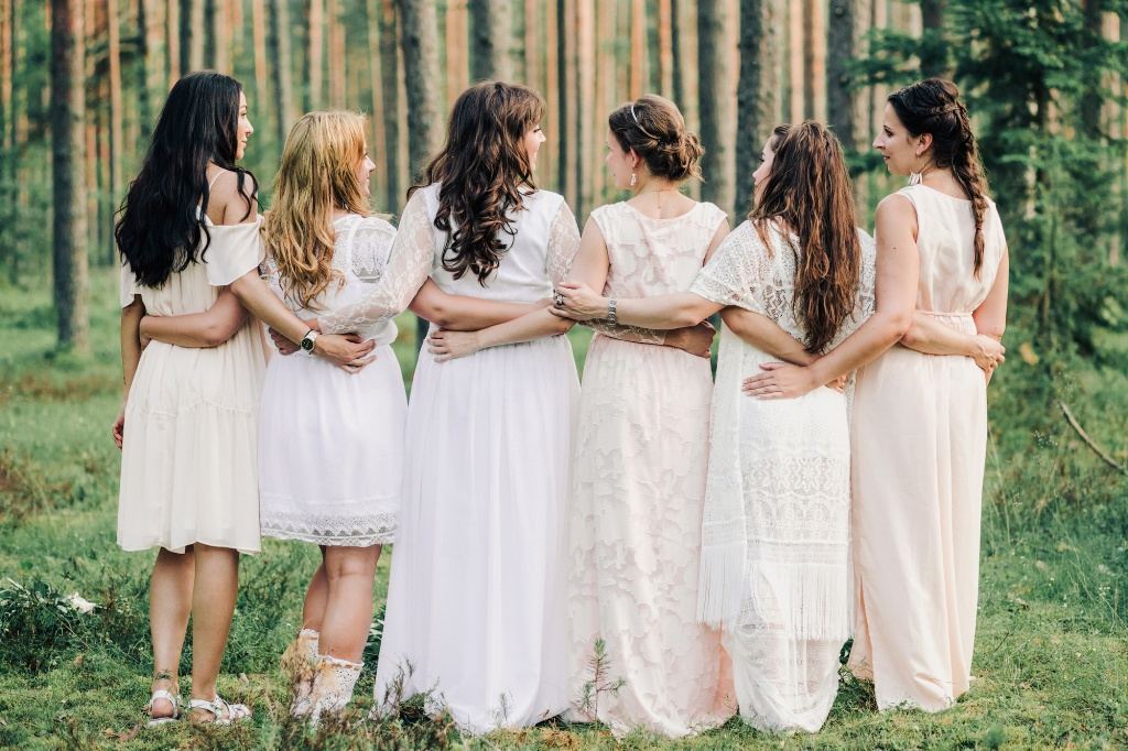 Wedding in forest, Finland, Andrew Suhinin photographer, #4955