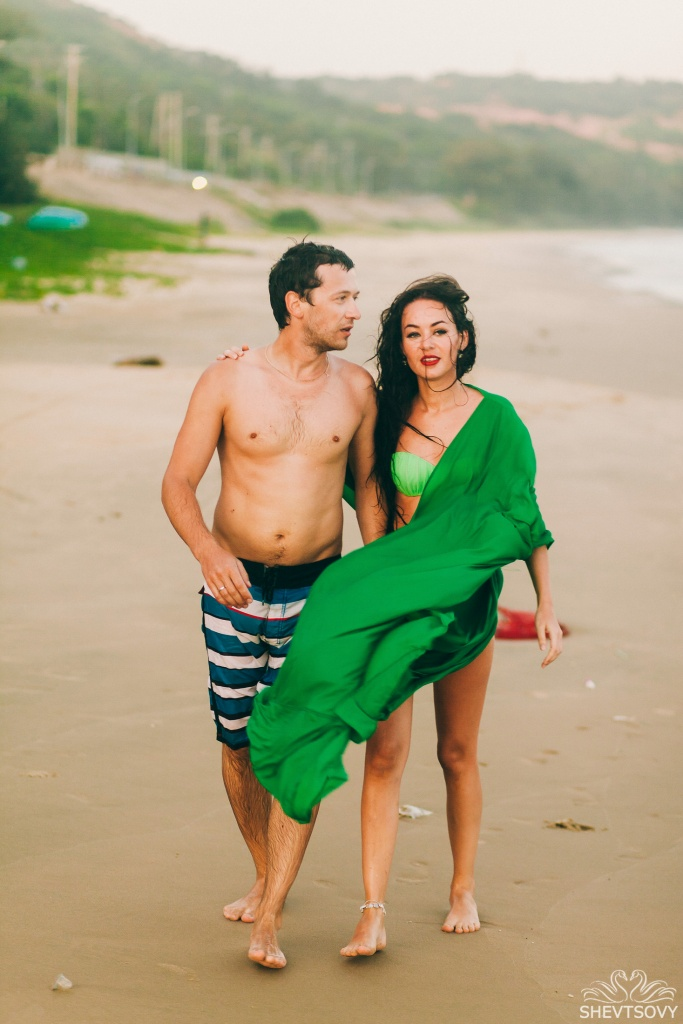 Beach love story in Mui Ne, Vietnam, Shevtsovy photography photographer, #6380