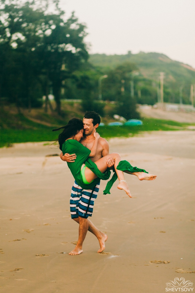 Beach love story in Mui Ne, Vietnam, Shevtsovy photography photographer, #6385