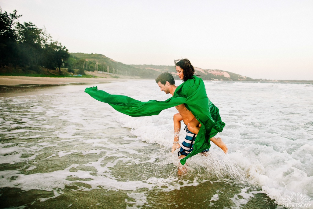 Beach love story in Mui Ne, Vietnam, Shevtsovy photography photographer, #6367