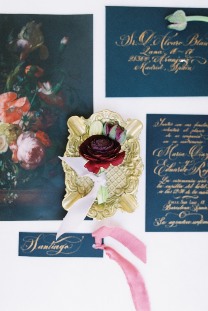 Spain wedding design