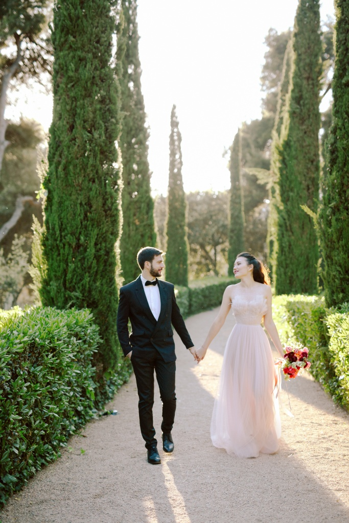 Wedding in Lloret and Tossa | Alvaro and Zemfira, Spain, Irena Balashko photographer, #10843