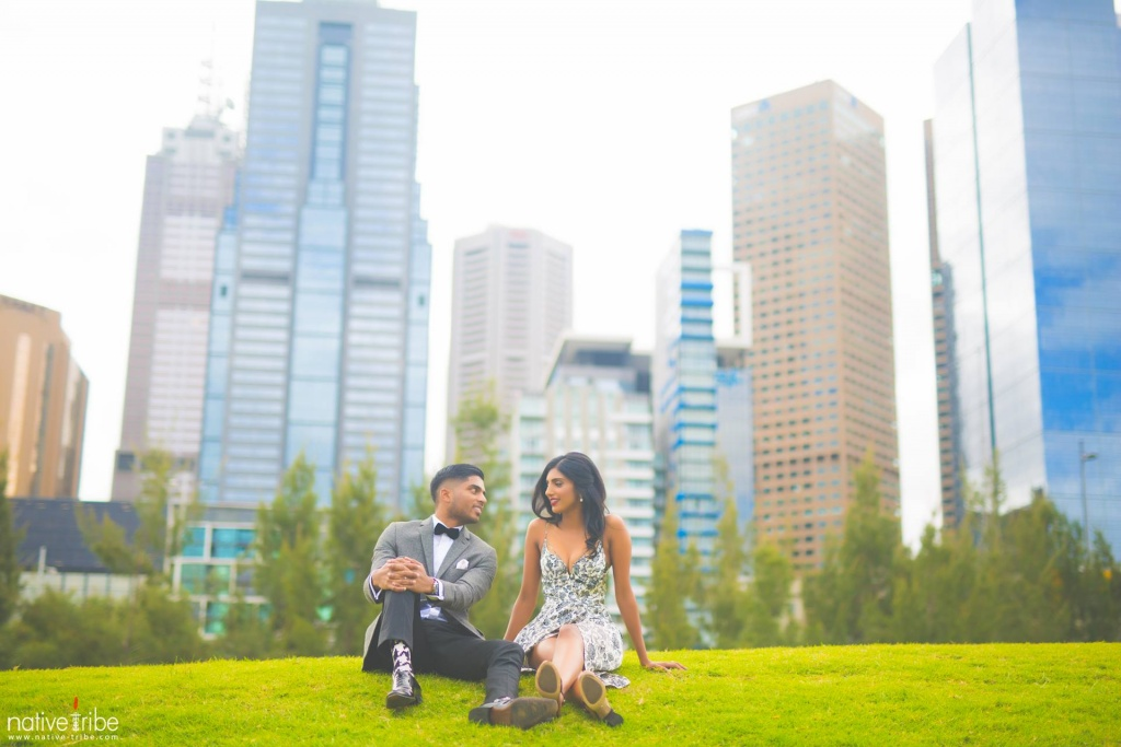 Australia romantic photoshoot