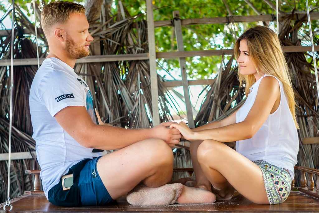 Marita and Stepan, Maldives, Irina  photographer, #12199