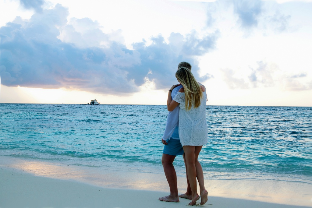 Marita and Stepan, Maldives, Irina  photographer, #12192