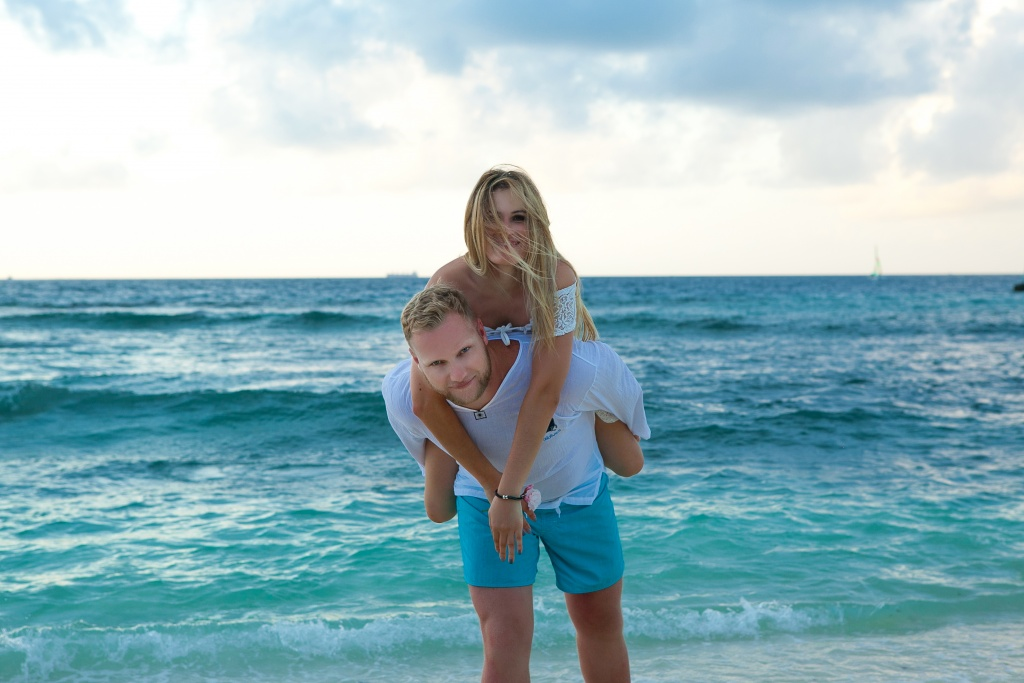 Marita and Stepan, Maldives, Irina  photographer, #12189