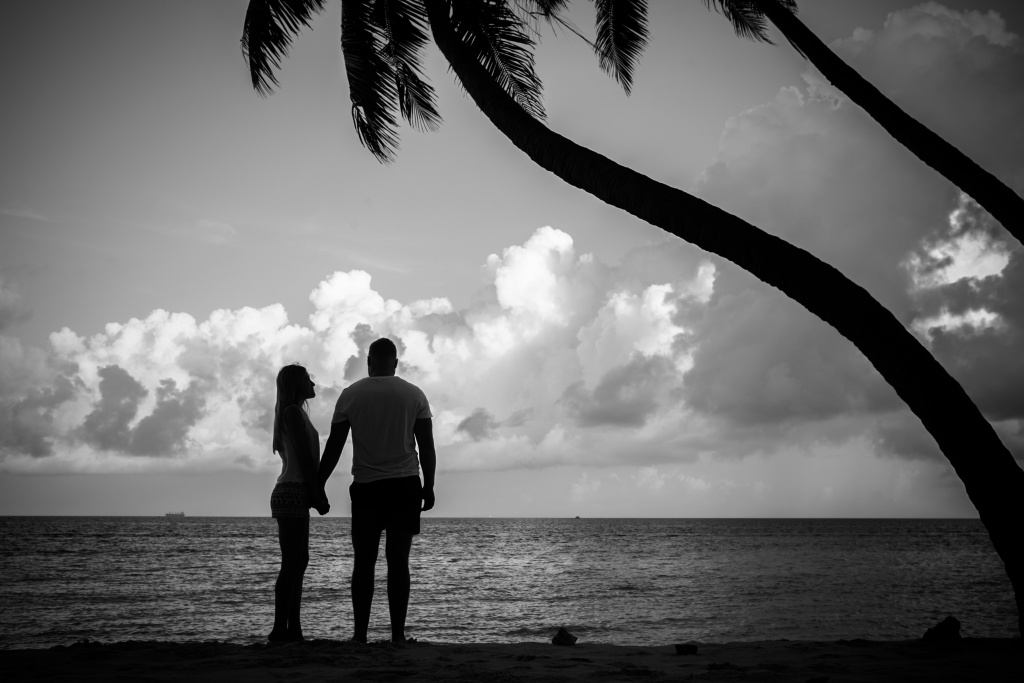 Marita and Stepan, Maldives, Irina  photographer, #12202