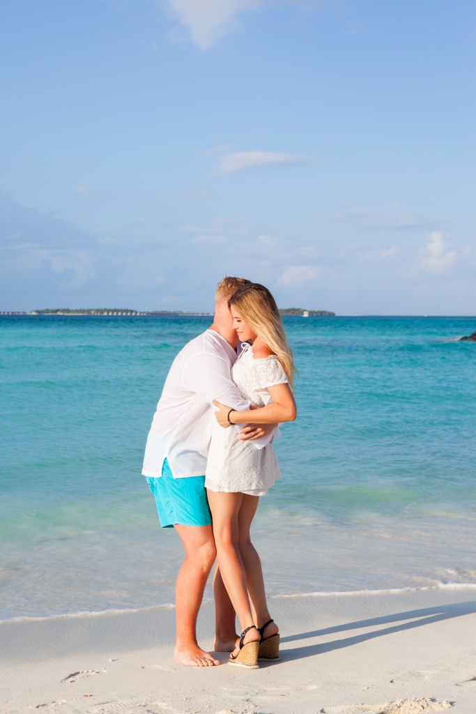 Marita and Stepan, Maldives, Irina  photographer, #12167