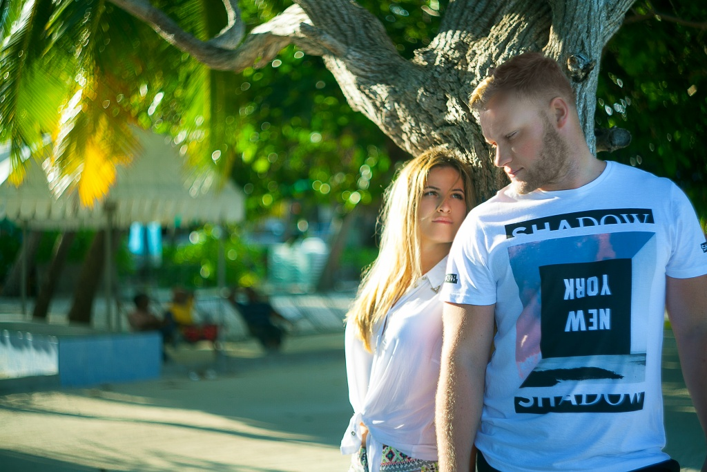 Marita and Stepan, Maldives, Irina  photographer, #12200