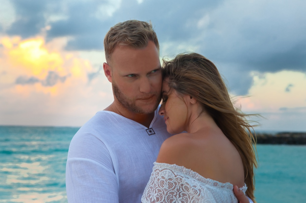 Marita and Stepan, Maldives, Irina  photographer, #12195