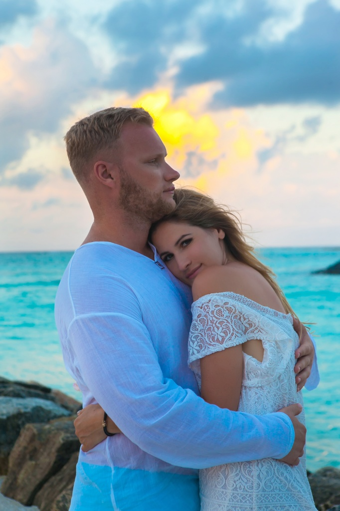 Marita and Stepan, Maldives, Irina  photographer, #12194