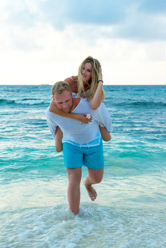 Marita and Stepan, Maldives, Irina  photographer, #12190
