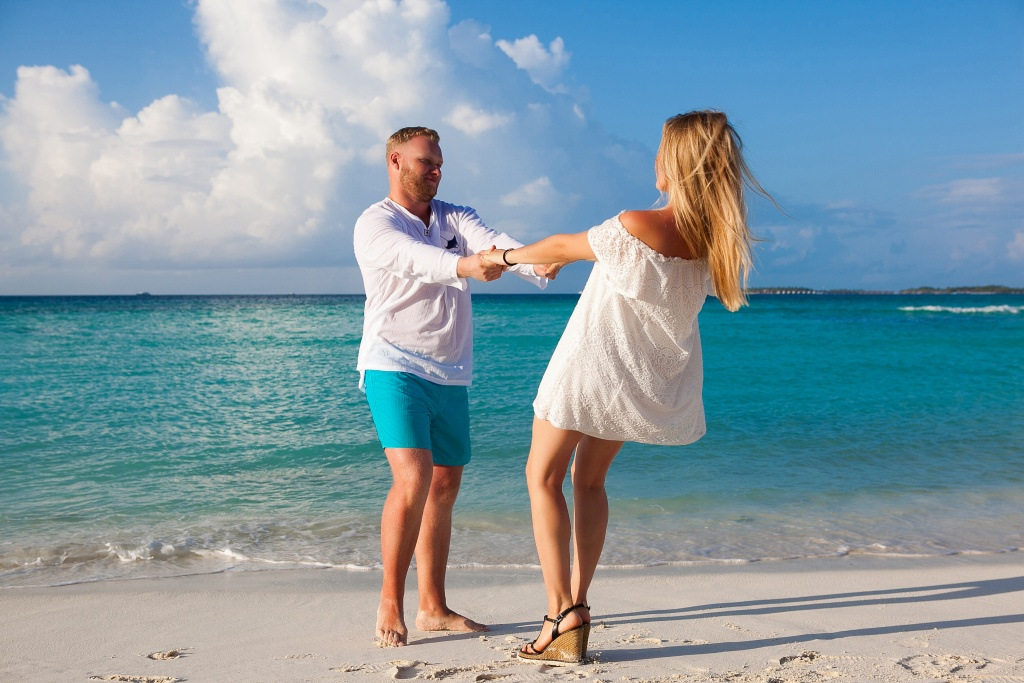 Marita and Stepan, Maldives, Irina  photographer, #12168