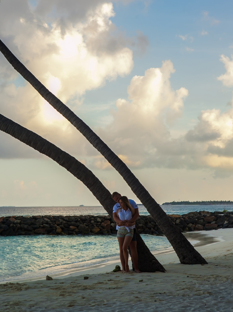 Marita and Stepan, Maldives, Irina  photographer, #12197