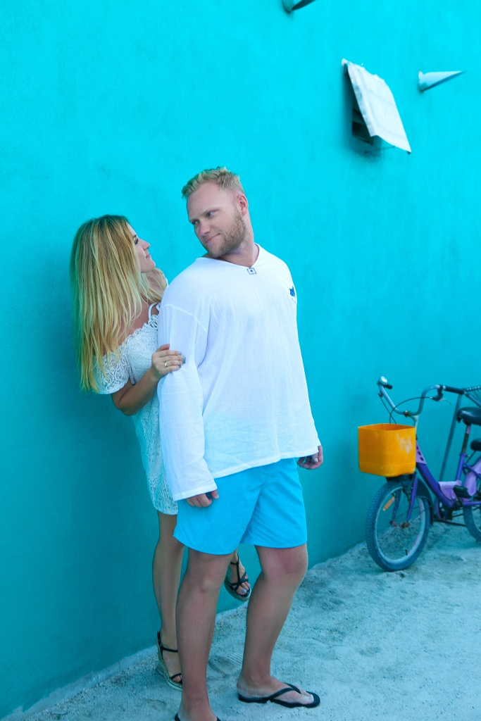 Marita and Stepan, Maldives, Irina  photographer, #12185