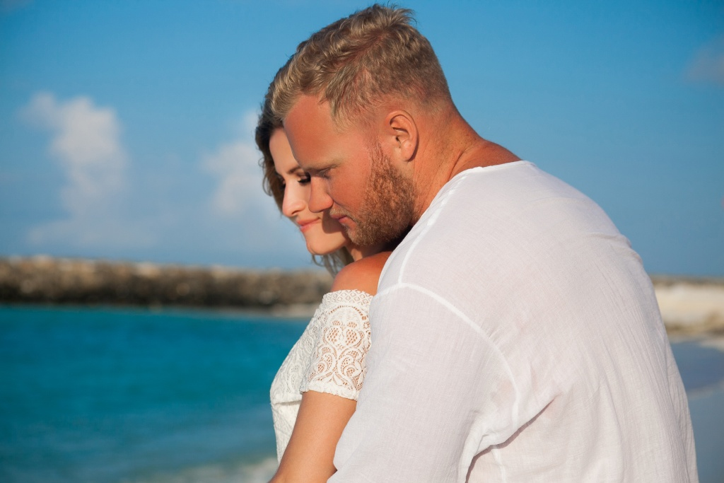Marita and Stepan, Maldives, Irina  photographer, #12174