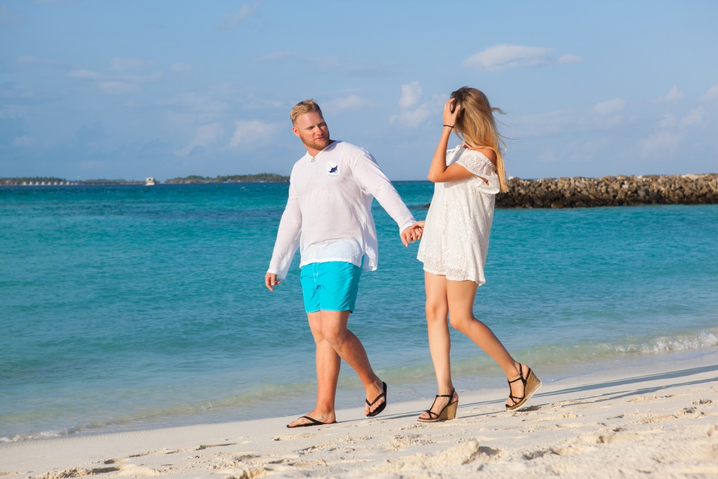 Marita and Stepan, Maldives, Irina  photographer, #12166