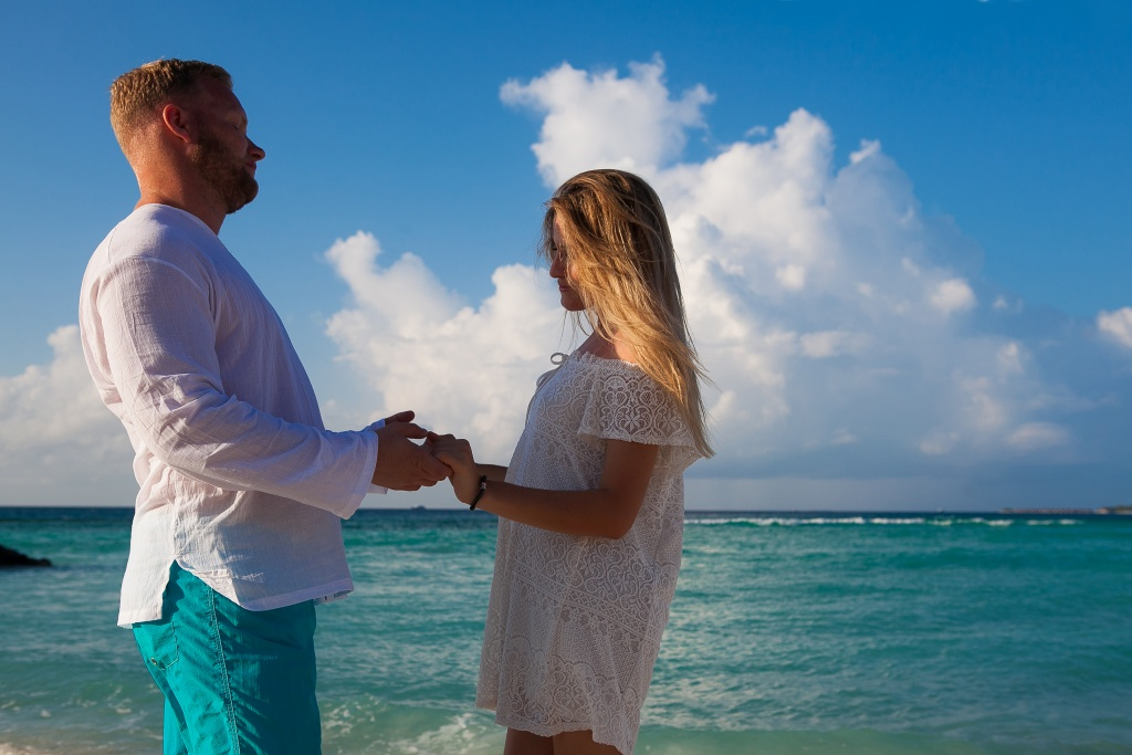 Marita and Stepan, Maldives, Irina  photographer, #12172