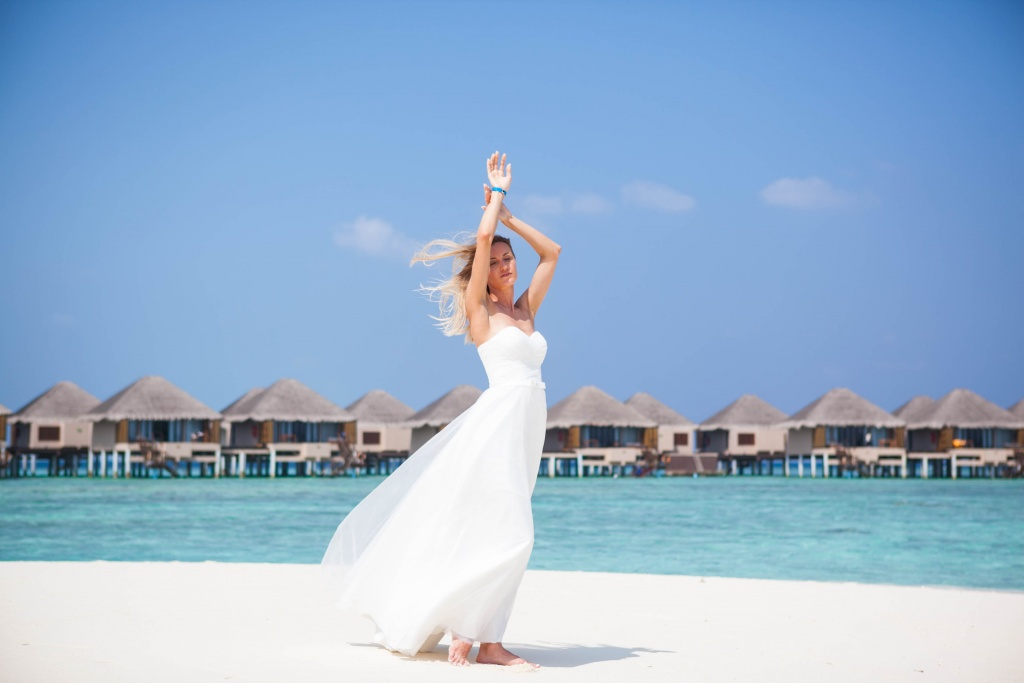 Maldives honemoom love story, Maldives, Irina  photographer, #15071