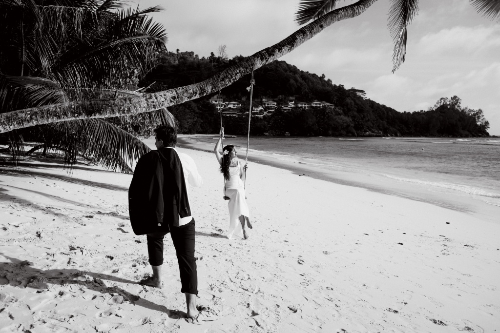 Honeymoon in Seychelles, Seychelles, Evelina Korn photographer, #15640