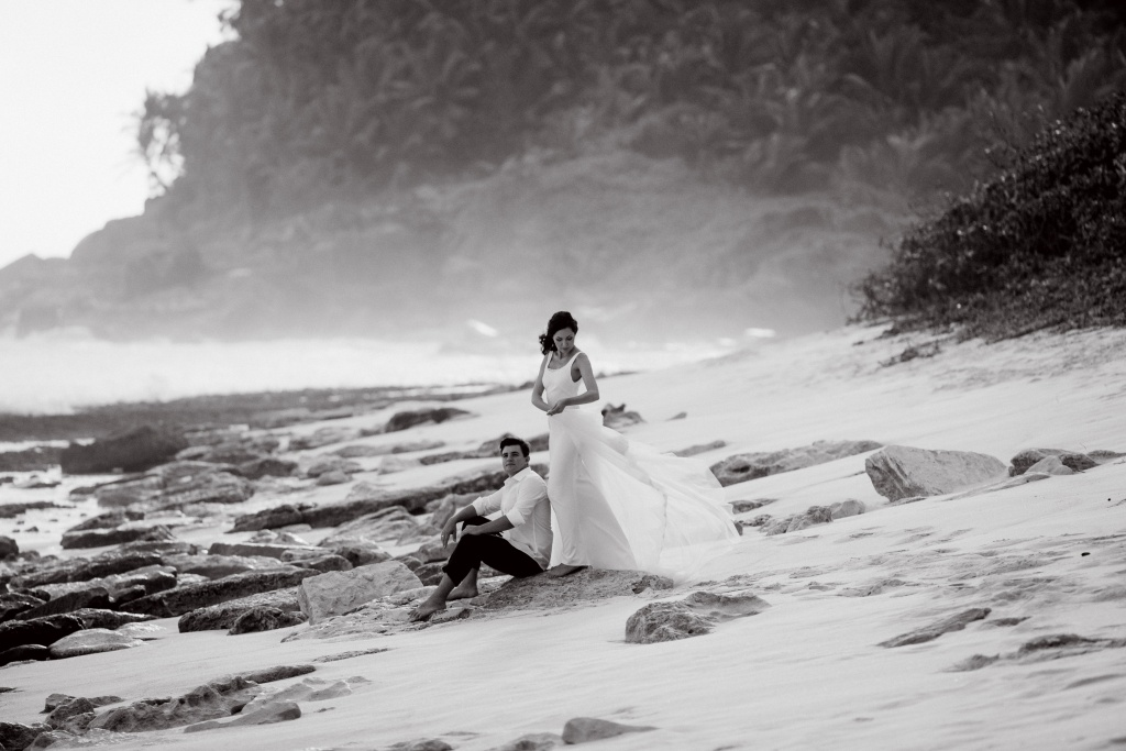 Honeymoon in Seychelles, Seychelles, Evelina Korn photographer, #15645