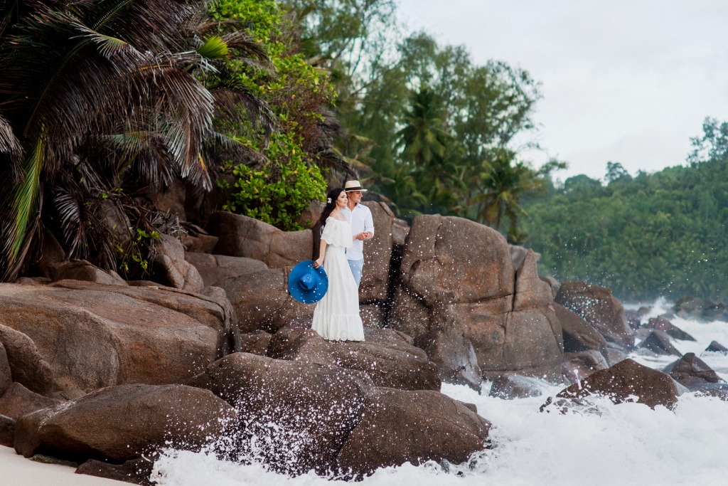 Honeymoon in Seychelles, Seychelles, Evelina Korn photographer, #15653