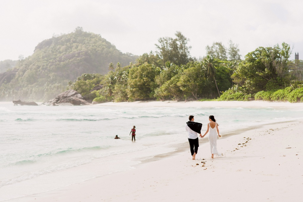 Honeymoon in Seychelles, Seychelles, Evelina Korn photographer, #15637