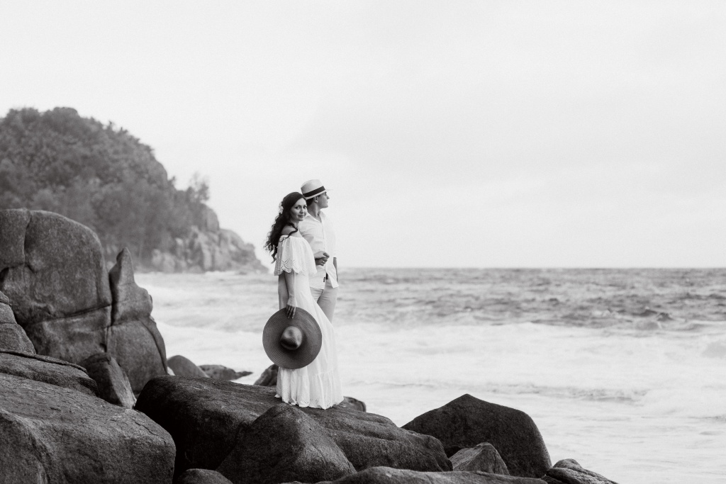 Honeymoon in Seychelles, Seychelles, Evelina Korn photographer, #15654