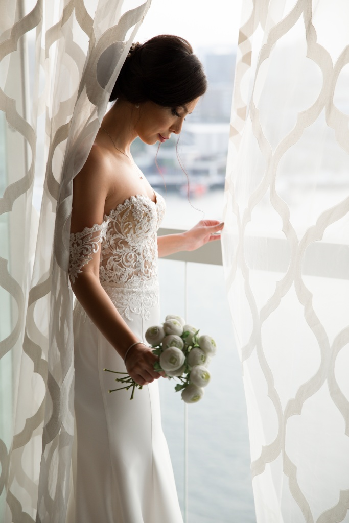 Nara and her Bridal Morning, United Arab Emirates, Ali Bseeseh photographer, #15710