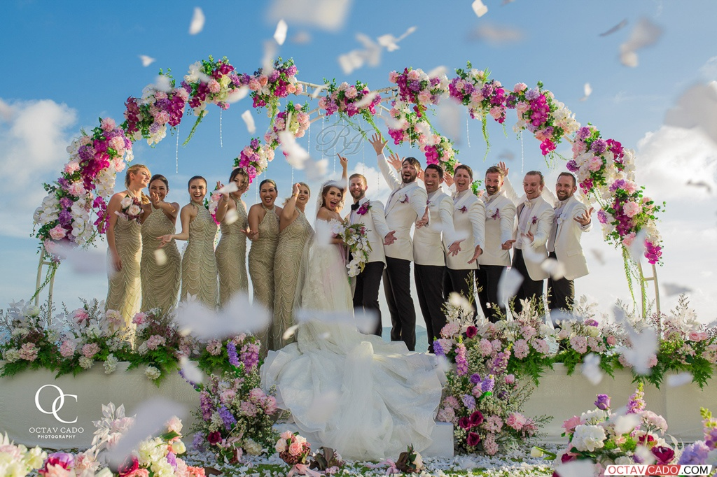 Wedding in Koh Samui, Thailand, Octav Cado photographer, #16126
