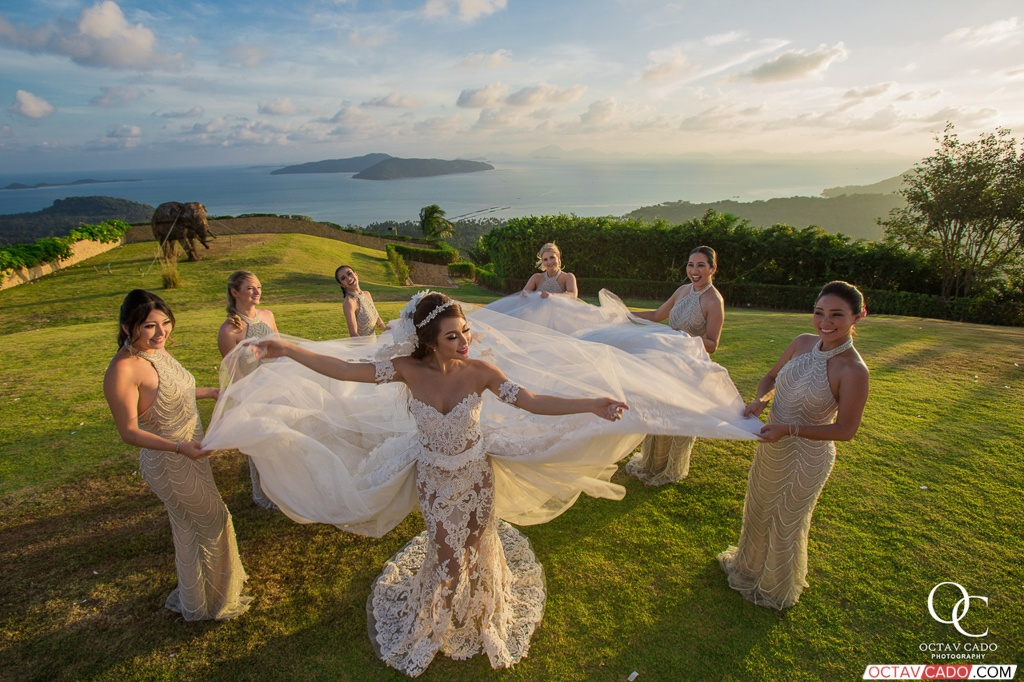Wedding in Koh Samui, Thailand, Octav Cado photographer, #16129