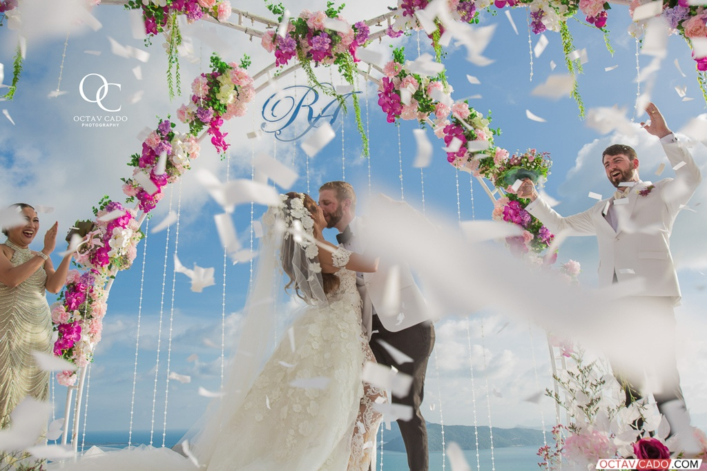 Wedding in Koh Samui, Thailand, Octav Cado photographer, #16125