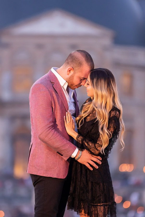 Chateau Vaux-le-Vicomte Luxury Proposal, France, Adagion Studio photographer, #17817