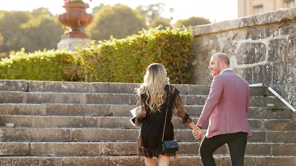 Chateau Vaux-le-Vicomte Luxury Proposal, France, Adagion Studio photographer, #17807