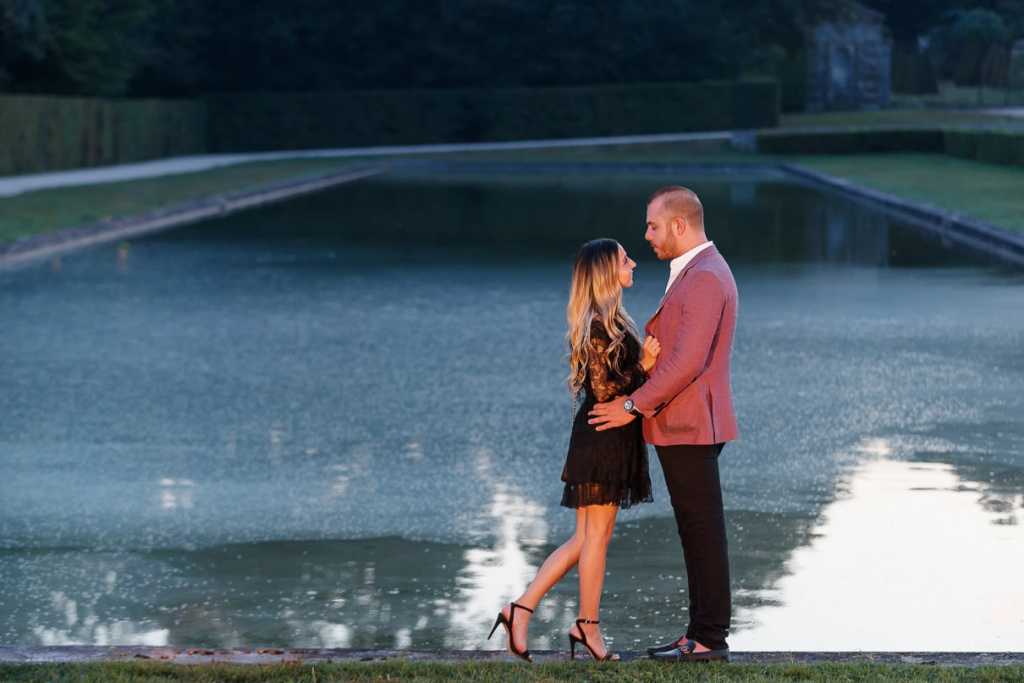 Chateau Vaux-le-Vicomte Luxury Proposal, France, Adagion Studio photographer, #17820
