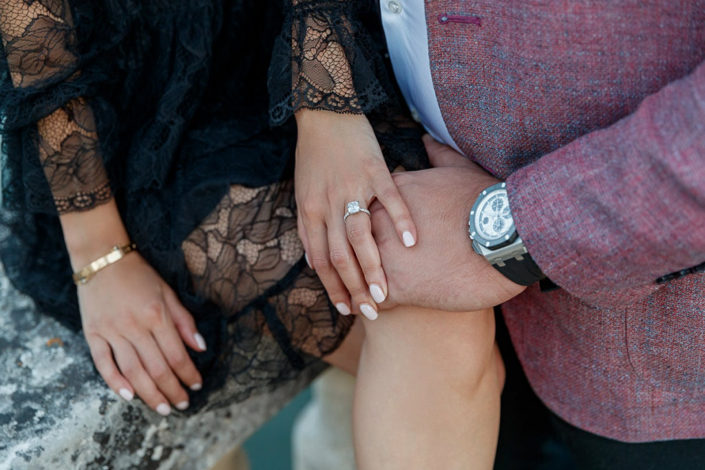 Chateau Vaux-le-Vicomte Luxury Proposal, France, Adagion Studio photographer, #17810