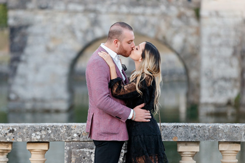Chateau Vaux-le-Vicomte Luxury Proposal, France, Adagion Studio photographer, #17809