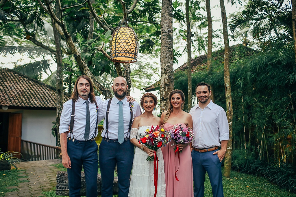 Peter & Celeste Wedding in Ubud, Indonesia, BPSO Duwi Mertiana photographer, #17991
