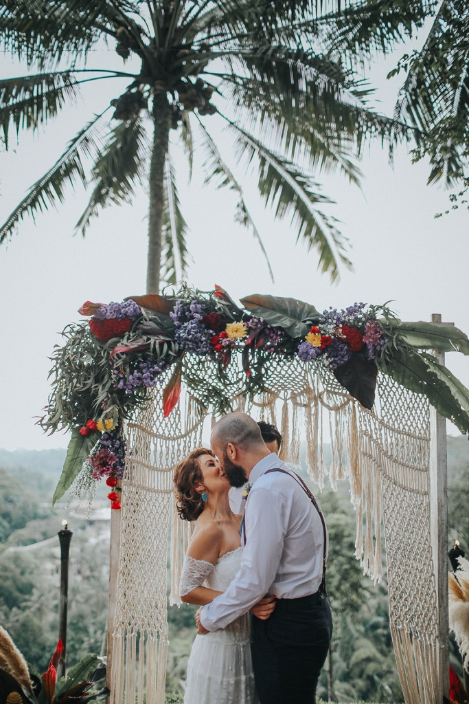 Peter & Celeste Wedding in Ubud, Indonesia, BPSO Duwi Mertiana photographer, #17988