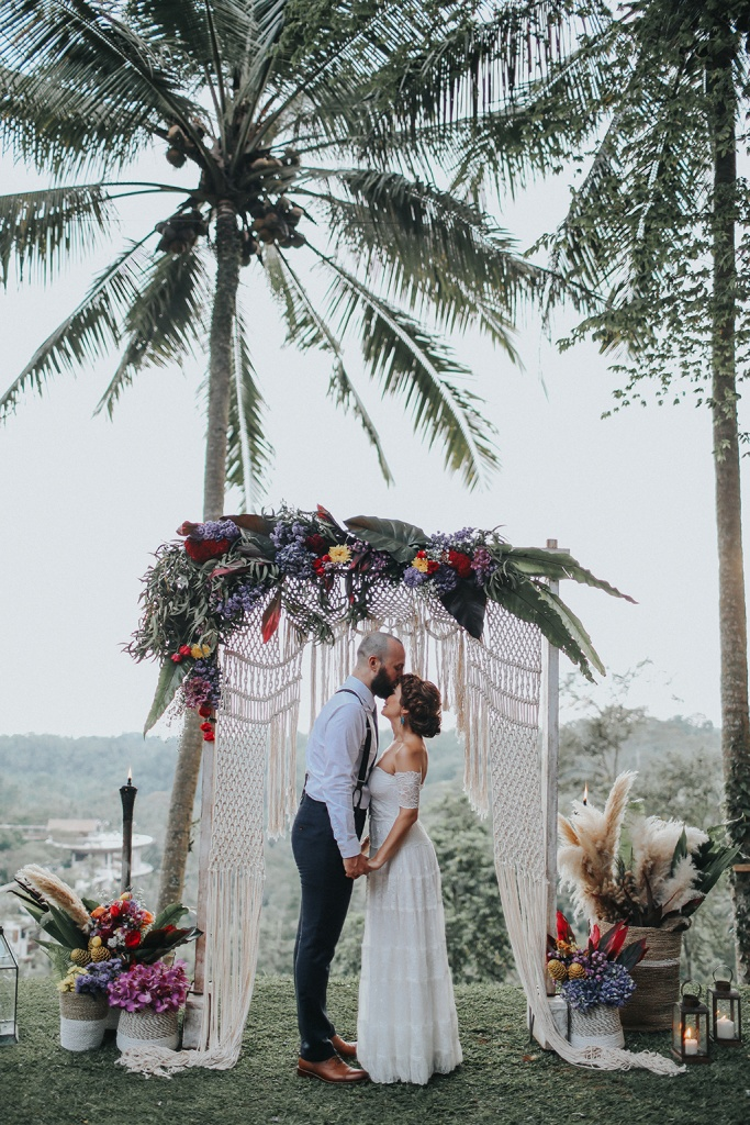 Ubud wedding