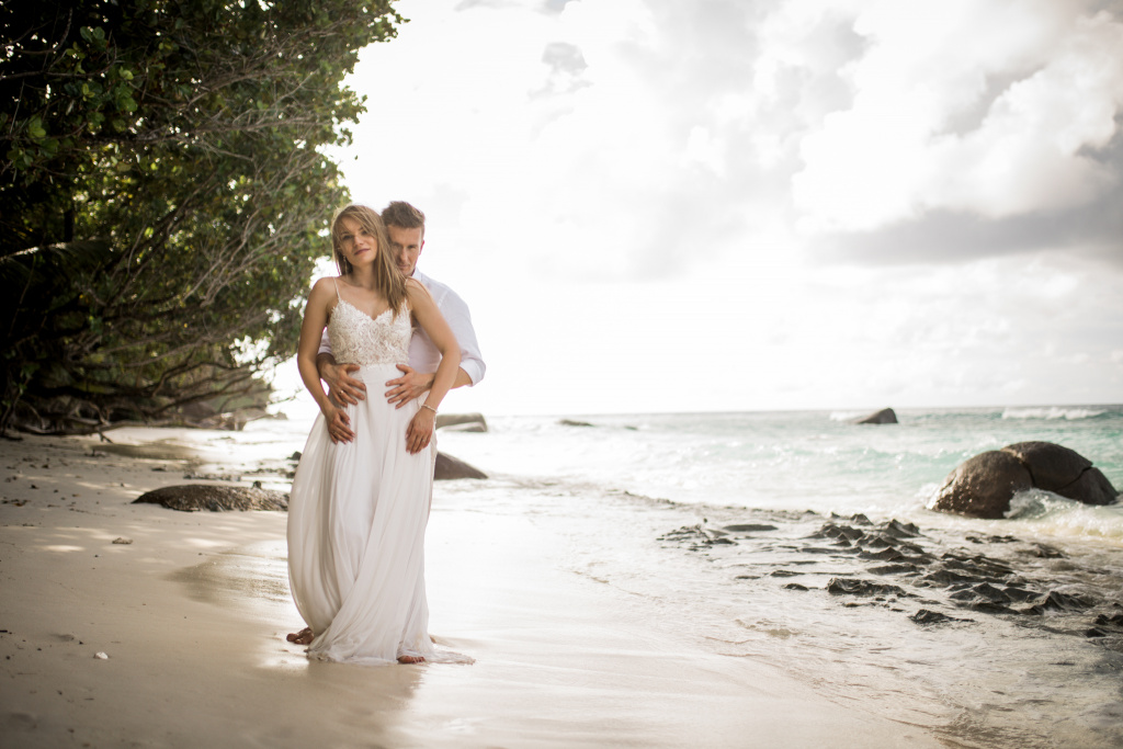 Ilona & David, Seychelles, Blink Visuals photographer, #19044