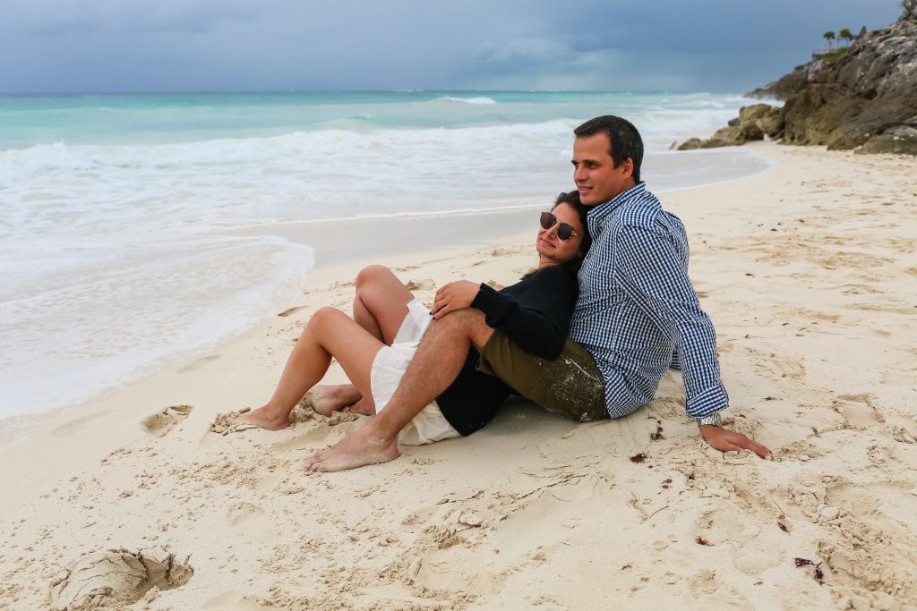 Engagement In Tulum, Cancun , Valeria Figueroa photographer, #19143