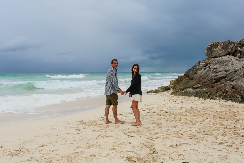 Engagement In Tulum, Cancun , Valeria Figueroa photographer, #19138