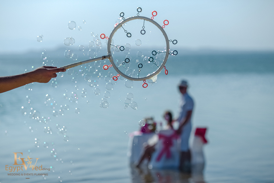 """Pearl Island"" Wedding ceremony on an island in Egypt, Red Sea, Hurghada., Egypt, Svetlana Aied photographer, #22954"