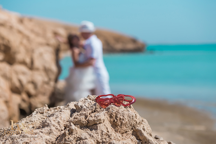 """Pearl Island"" Wedding ceremony on an island in Egypt, Red Sea, Hurghada., Egypt, Svetlana Aied photographer, #22955"