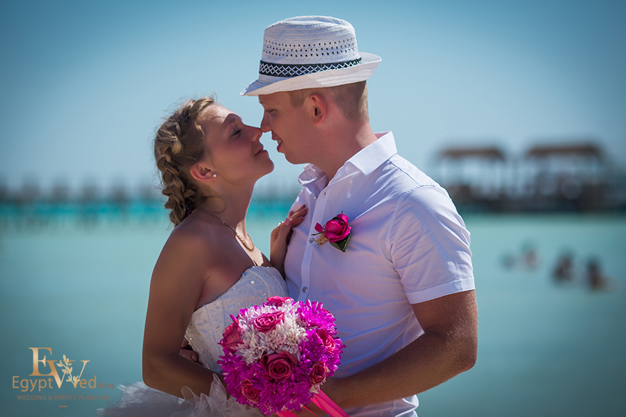 """Pearl Island"" Wedding ceremony on an island in Egypt, Red Sea, Hurghada., Egypt, Svetlana Aied photographer, #22961"