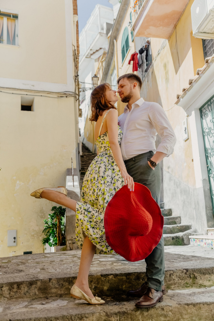 After-wedding photoshoot on Amalfi coast, Italy, Amalfi, Anastasiya Kotelnyk photographer, #21284