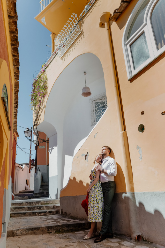 After-wedding photoshoot on Amalfi coast, Italy, Amalfi, Anastasiya Kotelnyk photographer, #21293