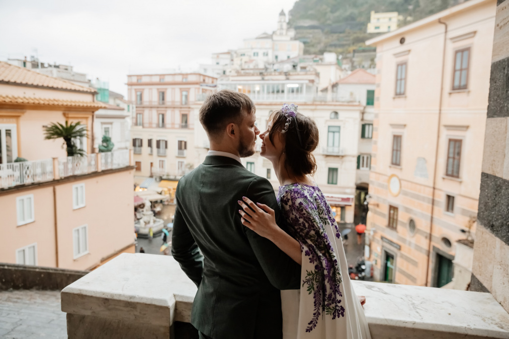 After-wedding photoshoot on Amalfi coast, Italy, Amalfi, Anastasiya Kotelnyk photographer, #21273